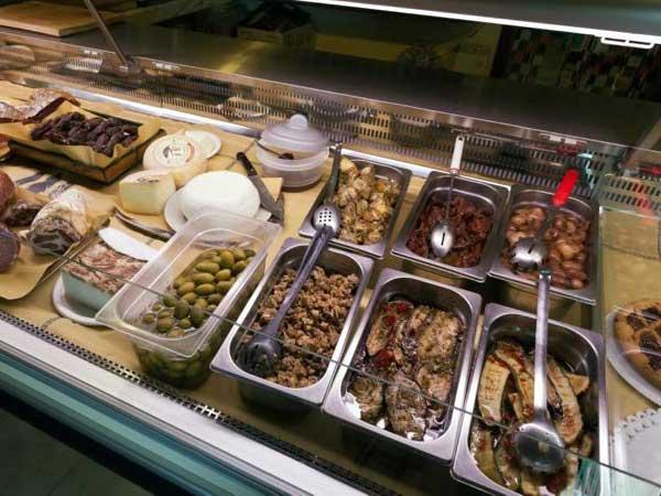 Gastronomia Buratta