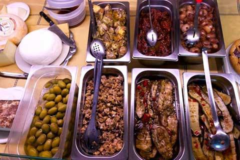 Gastronomia parco della Maremma